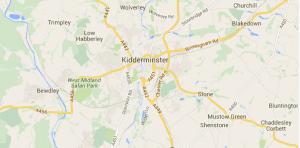 KidderminsterMap