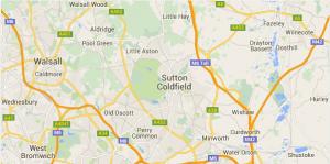 SuttonColdfieldMap