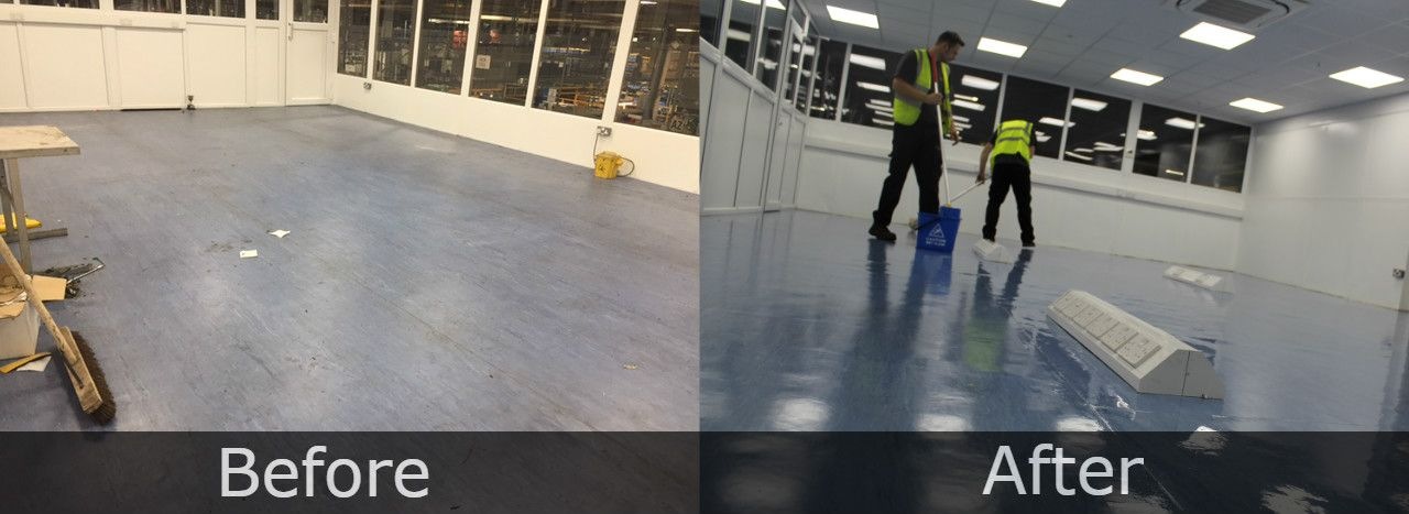 Commercial Office Cleaning Services – Office Cleaners West Midlands, UK
